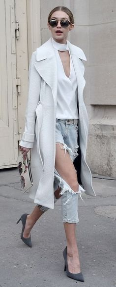 12 Trench Coats You'll Love for Spring, Inspired by Gigi Hadid   People