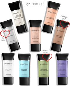 smashbox primers. Anyone use this? Thoughts?