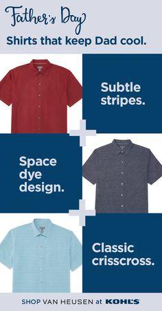 c7fda837 Mens Van Heusen Button-Down Shirts Short Sleeve Tops, Clothing | Kohl's