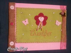 CRAFT-KAT : Βιβλίο ευχών βάφτισης για την Ελισάβετ / Christening wishing book for Elisavet About Me Blog, Crafts, Home Decor, Homemade Home Decor, Crafting, Diy Crafts, Craft, Arts And Crafts, Decoration Home