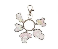 Check out My Melody Keyring: Five's a Charm from Sanrio
