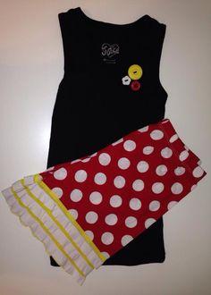 Disney Outfit idea Bridget & Co on Etsy