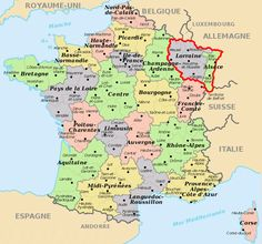 france map maps germany