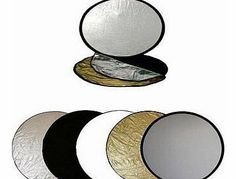 Ex-Pro 23 inch 58cm 5-in-1 Photographic Light Reflector - Silver/Gold/Black/White/Translucent No description (Barcode EAN = 5060155589978). http://www.comparestoreprices.co.uk/photography-accessories/ex-pro-23-inch-58cm-5-in-1-photographic-light-reflector--silver-gold-black-white-translucent.asp