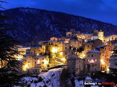Abruzzo, Italy--where my ITALIAN ancestors came from!