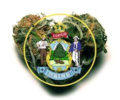 Maine Legislative Council Votes Today on Introduction of Marijuana Legalization Measure