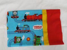 Thomas The Train Pillowcase Children's Cotton Pillowcase Bedroom Decor Pillow Slip Bedding