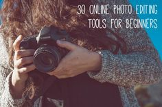 We have collected 30 online photo editing tools that allow you to quickly edit images, requiring minimal skills or knowledge.