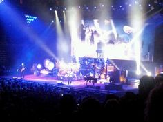 RUSH!  Oh Geddy Lee, how I love your voice.