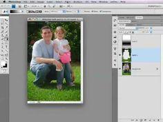 Using Lens Blur istead of Gausian Blug - (a bit tough to follow tho) Photoshop: Background Blur