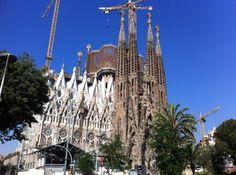 Sagrada Familia, Barcelona, Spain   Read more: http://www.piccavey.com/city-break-in-barcelona-spain/