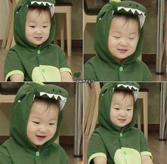 Minguk the Tyranno Korean Babies, Asian Babies, Triplet Babies, Superman Kids, Song Daehan, Song Triplets, Lil Boy, Cute Faces, Baby Pictures