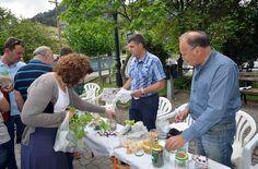 Η Ομάδα διάσωσης παραδοσιακών σπόρων Τσαριτσάνης για την οικολογική γιορτή…
