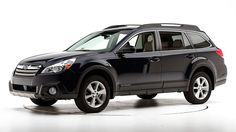 The Subaru Outback are good cars, drives smoothly and I do like sitting up higher since I am short. LOL