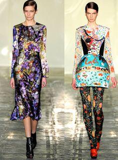Mary Katrantzou IS digital printing.  #print #mary katrantzou #inspiration  http://www.digitalfabrics.com.au/515/