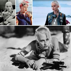 lori petty I've wore a pair of her pants :) pants she wore in the movie TANK GIRL T. Atkinson