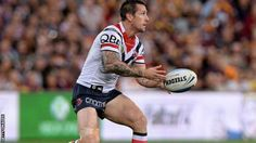 Mitchell Pearce: Sydney Roosters scrum-half banned for eight games