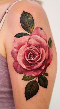 beautiful pink rose tattoo © tattoo artist Joice Wang ✨ GRIT N GLORY✨ 💕🌹💕🌹💕🌹💕🌹💕 Rose Tattoo Cover Up, Rose Hand Tattoo, Cover Up Tattoos, Hand Tattoos, Skull Tattoos, Sleeve Tattoos, Pink Flower Tattoos, Flower Tattoo Foot, Black Rose Tattoos