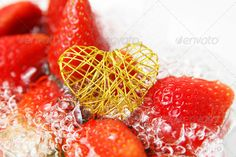 Realistic Graphic DOWNLOAD (.ai, .psd) :: http://jquery-css.de/pinterest-itmid-1006559717i.html ... strawberries and heart ...  berry, beverage, cold, color, cool, dessert, drink, food, fresh, frozen, fruit, glass, healthy, ingredient, juice, juicy, leaf, liquid, raw, red, refreshment, ripe, single, snack, strawberry, sweet  ... Realistic Photo Graphic Print Obejct Business Web Elements Illustration Design Templates ... DOWNLOAD :: http://jquery-css.de/pinterest-itmid-1006559717i.html