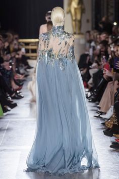 Gala Dresses, Couture Dresses, Fashion Capsule, Fashion Outfits, Fairytale Fashion, Elie Saab Couture, Luxury Dress, Couture Collection, Apparel Design