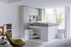 Compact living för att undvika trångboddhet