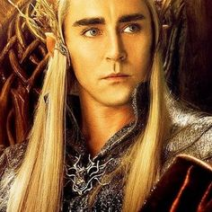 The Hobbit: The Desolation of Smaug Banner with Lee Pace as Thranduil