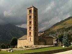SAN CLEMENTE DE TAHULL (R) - Turismo Prerrománico
