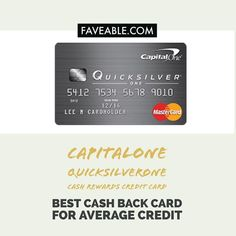 WHY PEOPLE LOVE @capitalone #CreditCard Uncomplicated 1.5% cash back no messing around with categories and no spending limits on earning cash back. Build credit quickly with access to a higher credit limit just for paying your bills on time. Available to people with an average credit score - you can earn cash back while building credit! Full REVIEW #LINKINBIO or go to: http://ift.tt/2ld9Ejk . . . . . . . . . . . . . . . . . . . . . . #MoneyMatters #MoneyTalks #Finances #ProductReviews…