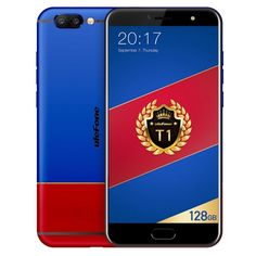 [$283.00] [HK Stock] Ulefone T1, 6GB+128GB