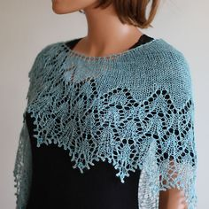 Ravelry: Heaven Scent by Boo Knits