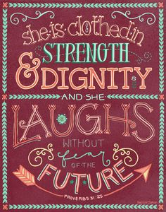 Strength and Dignity Art Print by becca cahan   Society6