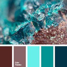 Kleurenpalet