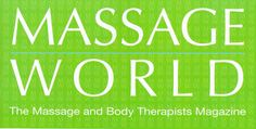 Mindful Massage - if in doubt, do less!