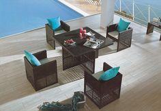 De Marco Patio Lounge Set