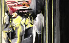 Monika Dluska, 2012    #art #painting #lasem #grupalasem
