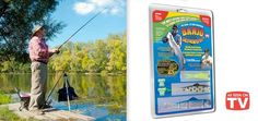 Banjo Minnow Fishing Lure Kit - As Seen on TV for just $12!