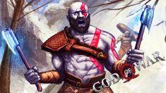 God of War 4 Прохождение / Дракон Хреслир #11