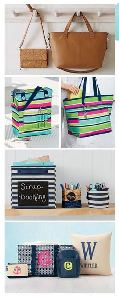 #ClippedOnIssuu from Thirty One Catalog 2016 - Spring   Summer