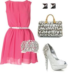 """BIrthday outfit"" by heidi-rojas on Polyvore"