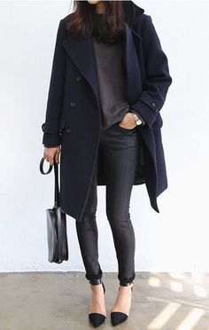 black+comfy+look+try+it+asap #omgoutfitideas #style #trendy