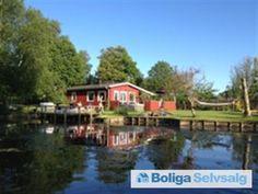 H.C. Hansensvej 8, 4500 Nykøbing Sj. - Fantastisk idyllisk sommerhus hvis du vil have mere end bare et  #nykøbingsj #fritidshus #boligsalg #selvsalghus!