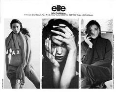 The Model Archives of Marlowe Press Elite (New York) 1989