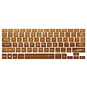 """Wood Grain Design Keyboard Cover for 13"""" 15"""" ... – USD $ 8.49"""