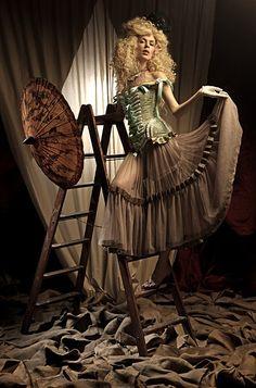 #SteamPUNK ☮k☮ girl http://steampunk-girl.tumblr.com/