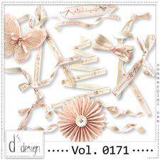 Vol. 0171 - HandMade Ribbons Mix  by Doudou's Design  #CUdigitals cudigitals.comcu commercialdigitalscrapscrapbookgraphics #digiscrap