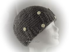 * Hut* Hütchen * Kopfschmuck * von ULeMo`s  Mützen, Hüte, Taschen und mehr auf DaWanda.com