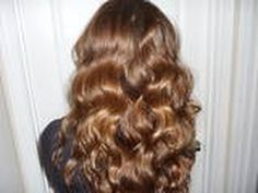 Beautiful spiral wave hair tutorial using Conair spiral curlers aka: bendy rollers.  An easy sexy hair-do for New Years...hint-hint if your bored with your hair, like I am!    You can pick up this type of roller at almost any drugstore.    Follow me on Facebook and Twitter  (I will be better at posting...promise)    music from the FMA  http://www.freemus...