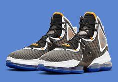 Nike LeBron 19 «Hardwood Classic»