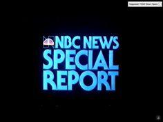 NBC News Special Report Nbc News, Today Show, New Image, Cinema, Logos, Movie Theater, Movies, Cinematography, Cinema Movie Theater