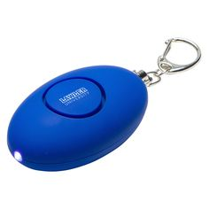 Soft-Touch LED Light & Alarm Key Chain...Get the tools you need to navigate your world with confidence with this soft-touch LED light and alarm keychain. Each of these eye-catching, colorful keychains features a push and hold button light control and a soft rubberized case. Simply pull the keychain out of the light fixture to activate the alarm. Add your organization's name and logo to create something that's perfect for safety promotions, dealership giveaways and so much more!